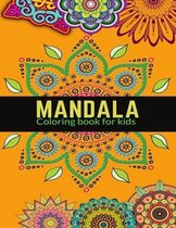 MANDALA Coloring Books for Kids
