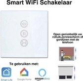MyStand® WIFI Smart Muurschakelaar | Gordijn - Rolluik - Zonneschermbediening | Schakelaar
