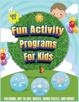 Fun Activity Programs For Kids Ages 4-8