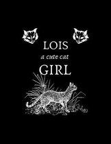 LOIS a cute cat girl