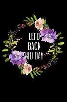Lei'd Back Bid Day: Greek, Sorority Life