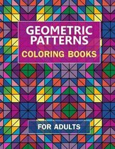 Geometric Patterns Coloring Book For Adults
