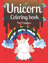 unicorn coloring book for toddlers