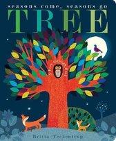 Boek cover Tree van Patricia Hegarty (Hardcover)