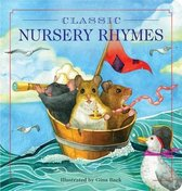 Classic Nursery Rhymes Oversized Padded Board Book