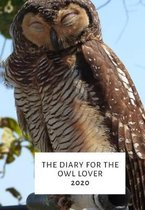 The Diary for the Owl Lover 2020