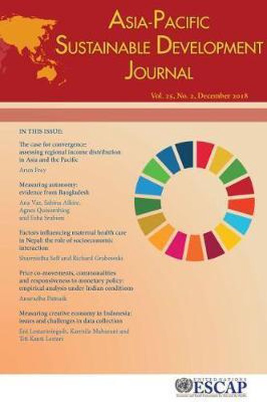 Asia-Pacific Sustainable Development Journal 2018, Issue No. 2