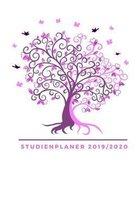 Studienplaner 2019/2020: Mein Semesterkalender von Juli 2019 bis Oktober 2020 - Studienplaner f�r das Studium 2019 - 2020 - Terminplaner, Timer
