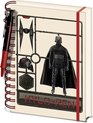 Star Wars The Rise Of Skywalker Airfix Kylo A5 Notitieboek