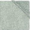 Jollein Hoeslaken jersey boxmatras 75x95cm - Snake ash green