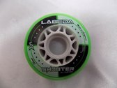 Skatewielen 80 MM Labeda Shooter all purpose 4-pack