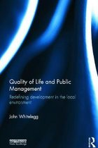 Quality of Life and Public Management