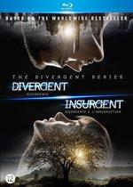 Divergent & Insurgent (Blu-ray)