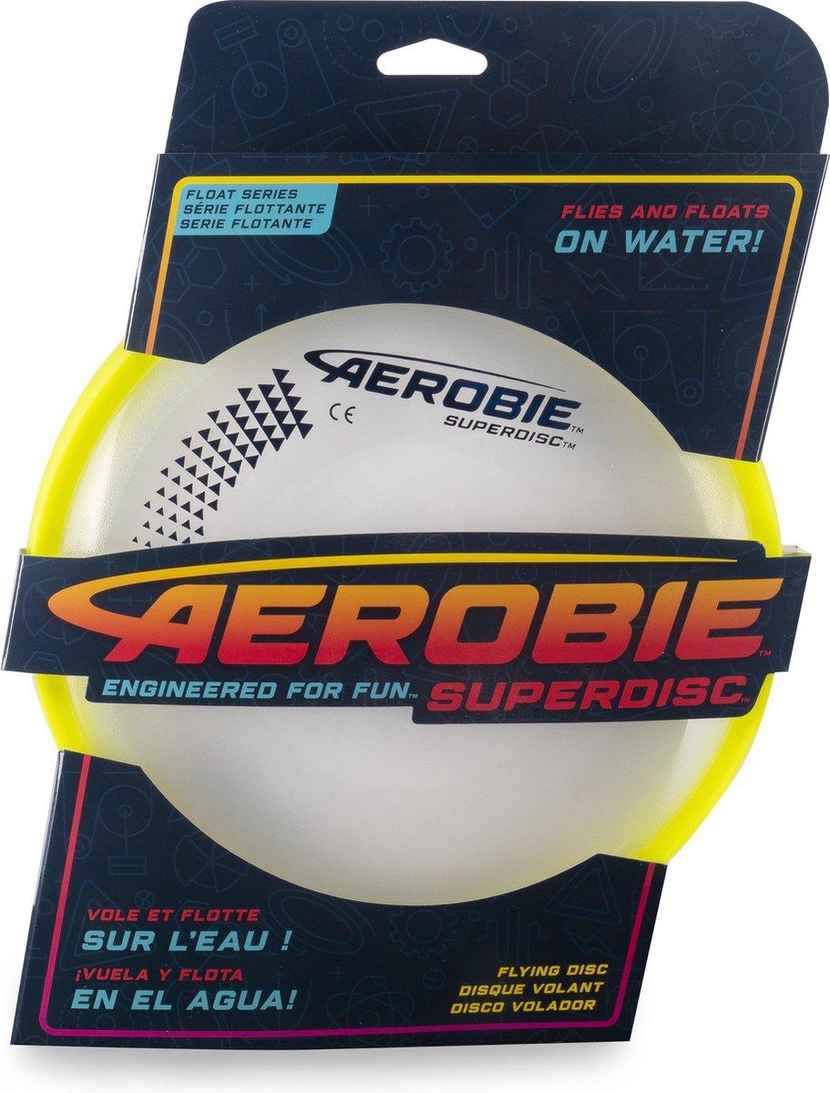 Aerobie frisbee Superdisc