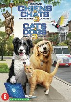 Cats & Dogs 3 (dvd)