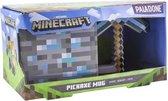 MINECRAFT - Pickaxe - Mug 3D 330ml