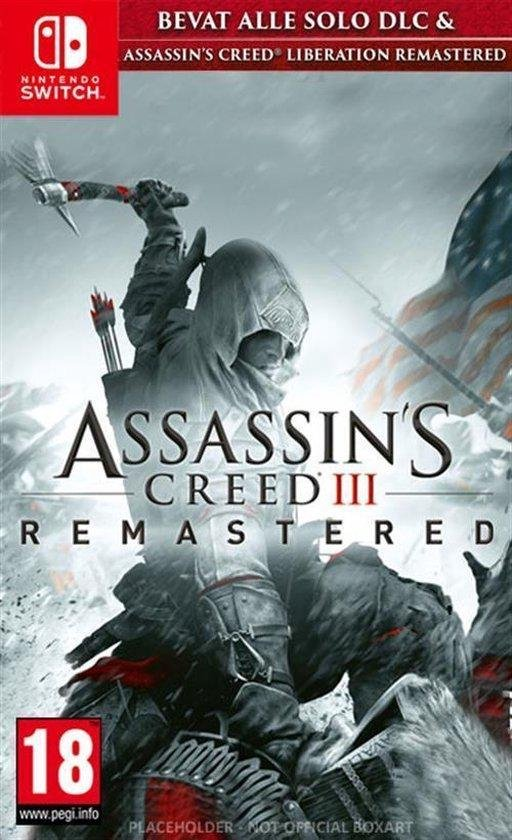 Assassin's Creed III - Switch
