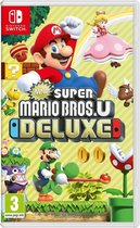 New Super Mario Bros. U Deluxe - Switch