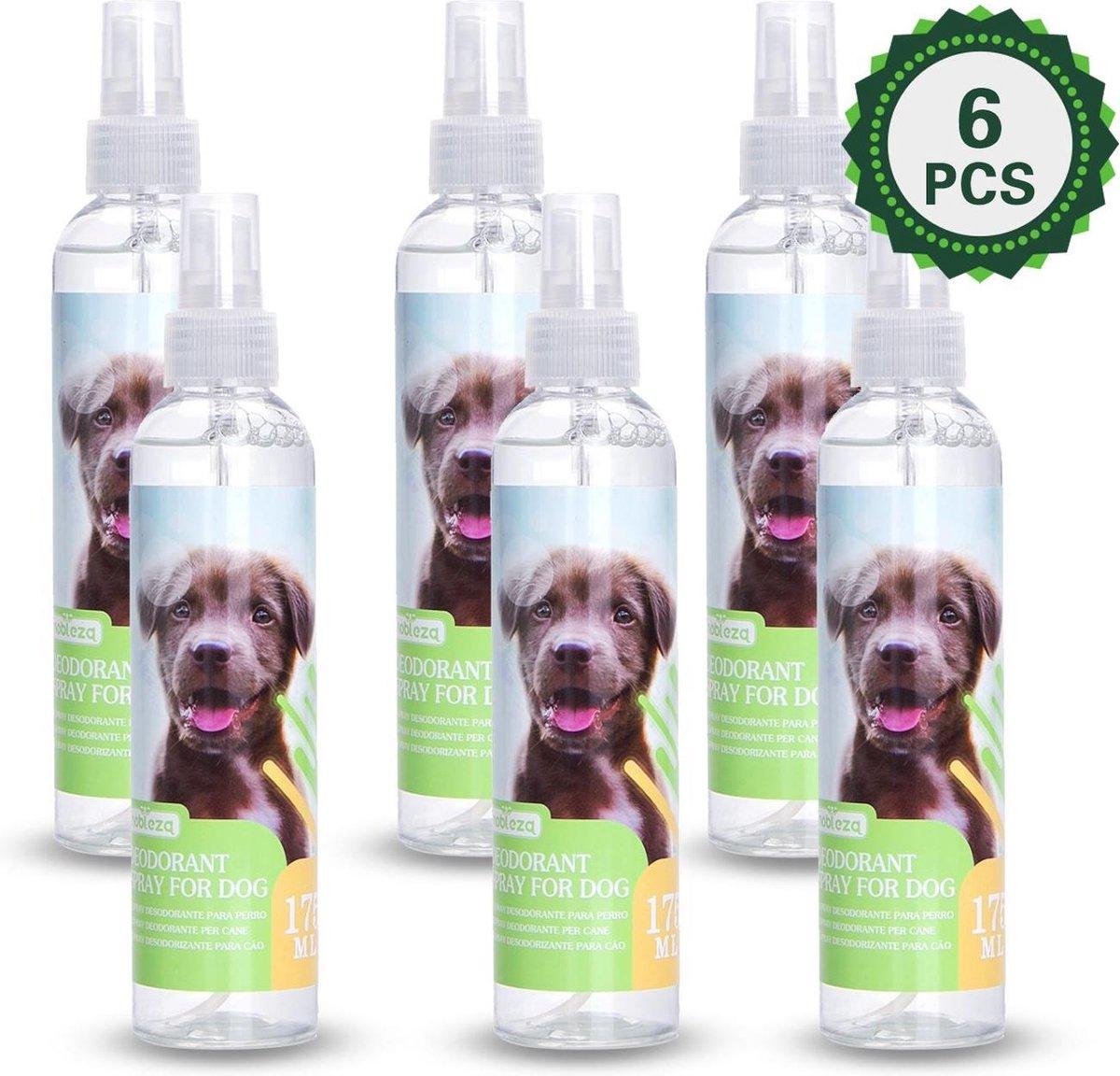 Nobleza Geurverwijderaars Honden - 6 stuks van 175ml kopen