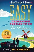 The New York Times Easy Crossword Puzzles to Go the Distance