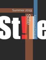 Stile: Summer 2019