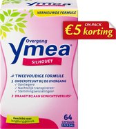 Ymea Overgang Silhouet – Overgangstabletten - 64 capsules - Voedingssupplement
