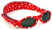 BabyBanz - Zonnebril -  0-2 jaar - Rode stippen
