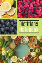 Dietitians Notebook: Notepad For Health Care Experts