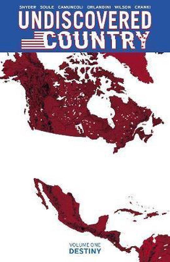 Afbeelding van Undiscovered Country Volume 1
