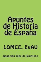 Apuntes de Historia de Espana: Res�menes. 2� Bachiller