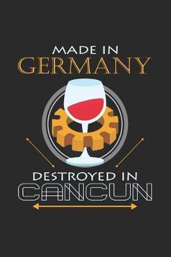 Made in germany destroyed in cancun