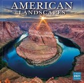 2021 American Landscapes 16-Month Wall Calendar