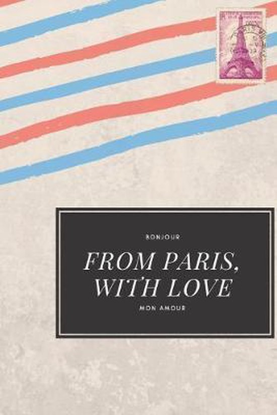 From Paris with Love Travel Notebook