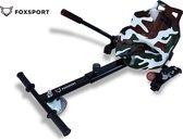 FOXSPORT Premium Universal Hoverkart voor alle typen Hoverboard 6.5 / 8.5 / 10 inch. | Premium hoverboard-stoel Verstelbare lengte voor volwassenen en kinderen van alle leeftijden.