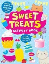 Sweet Treats Activity Book