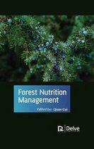 Forest Nutrition Management