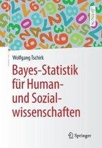 Bayes-Statistik Fur Human- Und Sozialwissenschaften