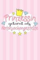 Prinzessin getarnt als Notarfachangestellte: Wochenplaner - ohne festes Datum f�r ein ganzes Jahr