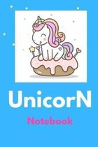 unicorn composition notebook wide ruled