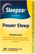 Sleepzz Power Sleep Voedingssupplementen - 30 Tabletten