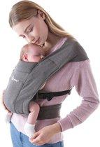 Ergobaby Embrace ergonomische Baby draagzak - Heather Grey