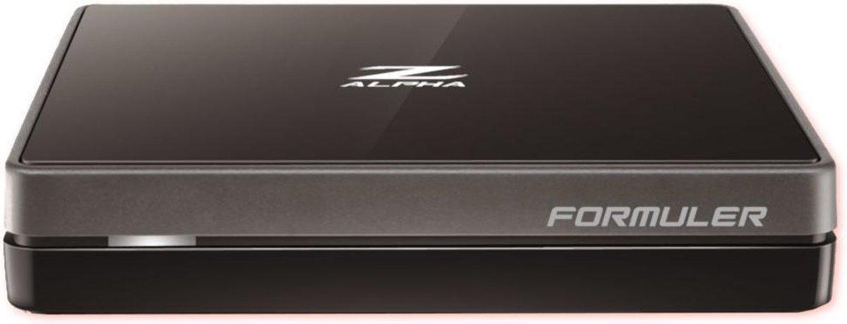 Formuler Z Alpha Android IPTV Set Top Box met Dual-Band WiFi