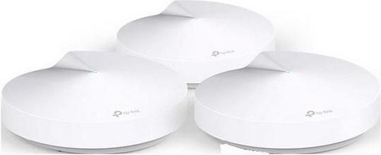 TP-Link Deco M5 - Mesh WiFi systeem - Dual-band - AC - 1200 Mpbs / 3-Pack