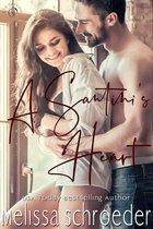 Omslag A Santini's Heart