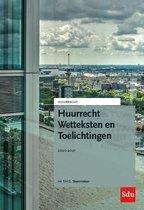 Huurreeks  -   Huurrecht Wetteksten en Toelichtingen. Editie 2020-2021