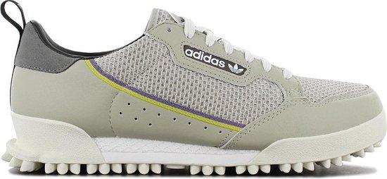 adidas Originals Continental 80 BAARA - Heren Sneakers Sport Casual Schoenen Grijs EF6769 - Maat EU 42 UK 8