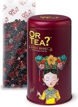 Or Tea? Queen Berry vruchtenthee & hibiscus losse thee - BIO - 100 gram