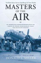 Boek cover Masters of the air van Donald L. Miller (Onbekend)