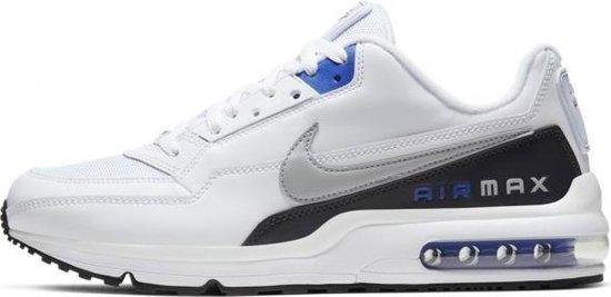 Nike air max LTD 3 Heren- Sneakers - Maat 47 - Mannen - wit/ zwart/ blauw