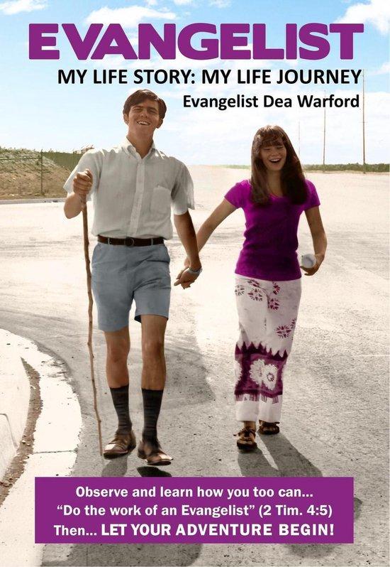 Boek cover Evangelist: My Life Story van Dea Warford (Onbekend)